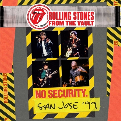 Rolling Stones.From The Vault: No Security – San Jose '99