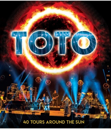 Toto- 40 Tours Around the Sun dvd
