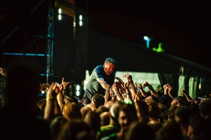 The Creepshow, The Interrupters and Dropkick Murphys @ Sherwood Festival