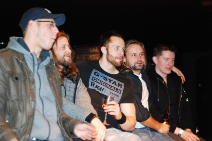 Review687_Seventh_Wonder_after_their_concert_at_Helvation_Festival