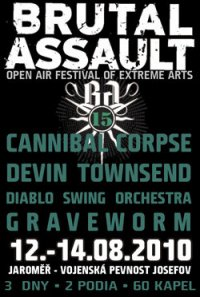 Brutal Assault Open Air 2010