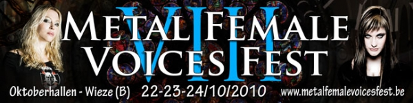 Metal Female Voices Fest 2010