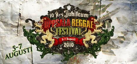 Uppsala Reggaefestival 2010