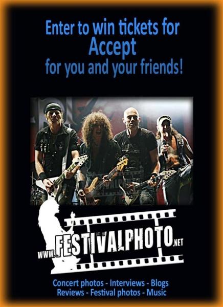 Vinn biljetter till Accept
