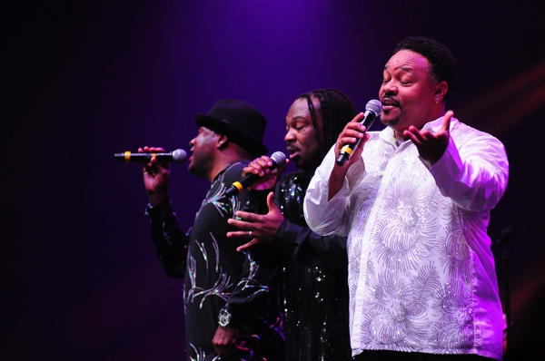 Earth, Wind, and Fire Experience